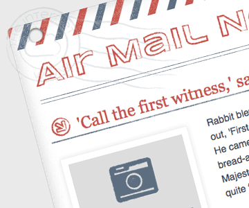 Air Mail News