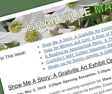 Grailville Email 1.0