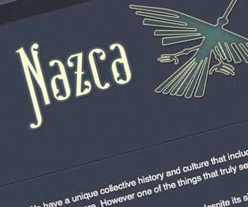 Nazca Restoration