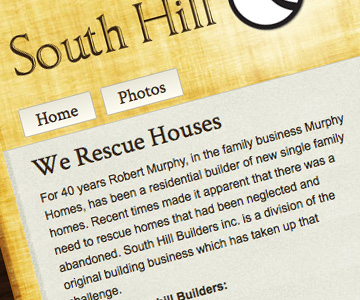 South Hill Builders