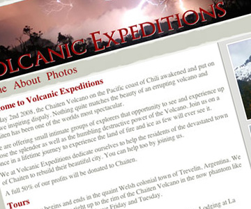 Volcanic Expeditions