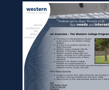 Western Collage